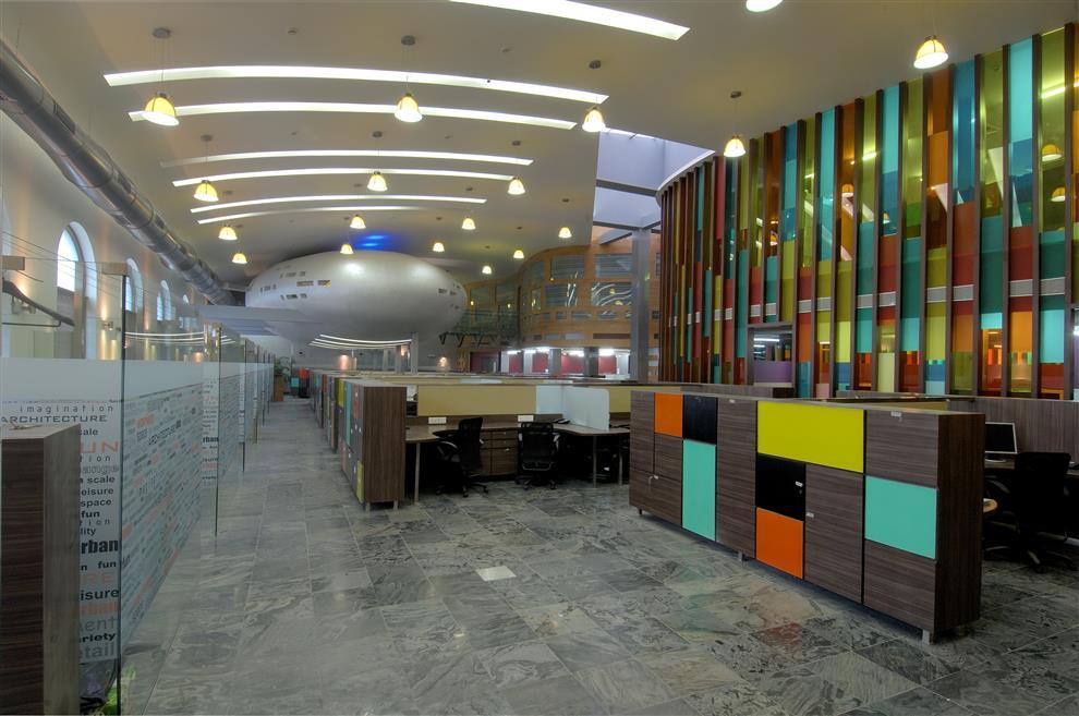 Head Office Of Market City Ar Sanjay Puri Architects Mumbai