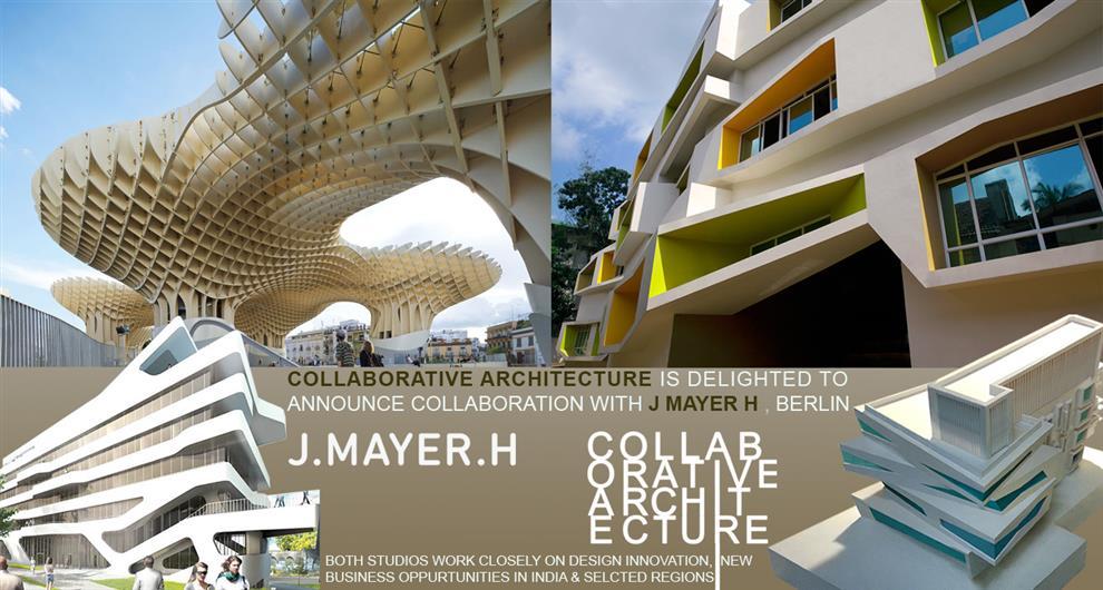 Collaborative Architecture Collaborates - with Starchitect Jurgen ...