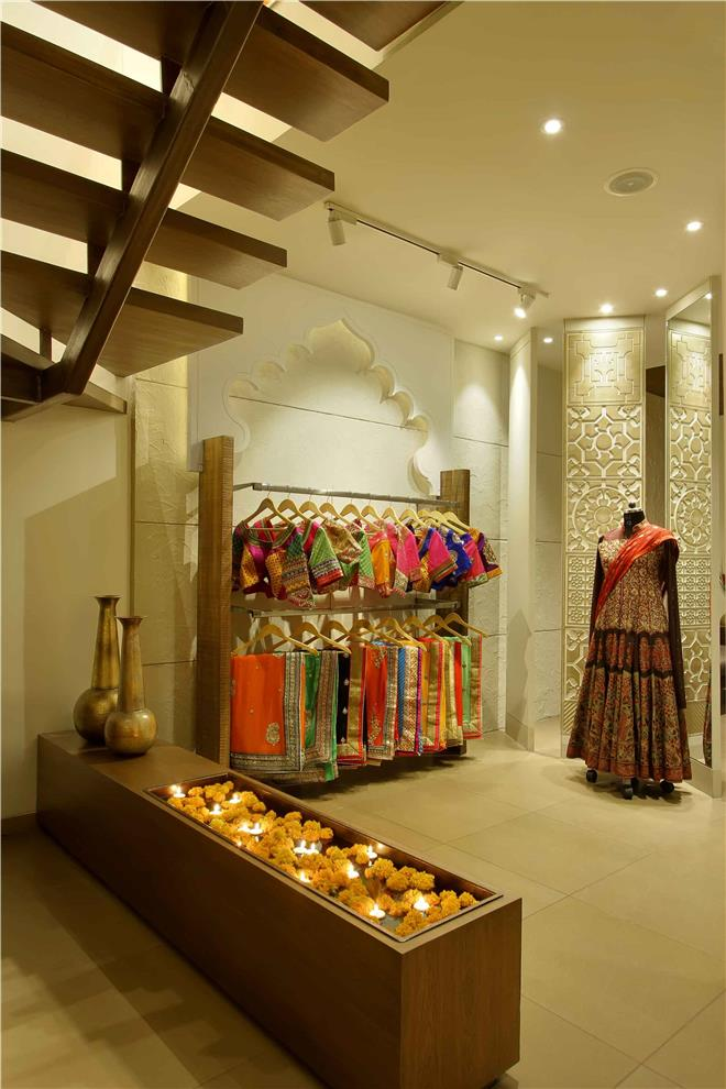 Prapti Boutique By Usine Studio Vadodara