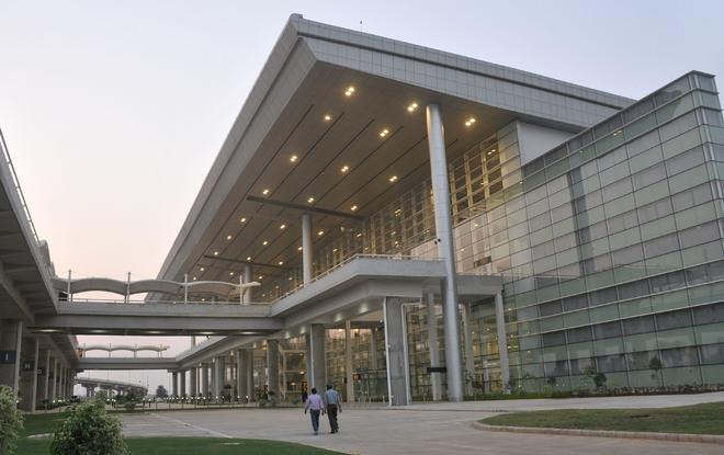 Chandigarh Airport India S First Eco Friendly Air Terminal