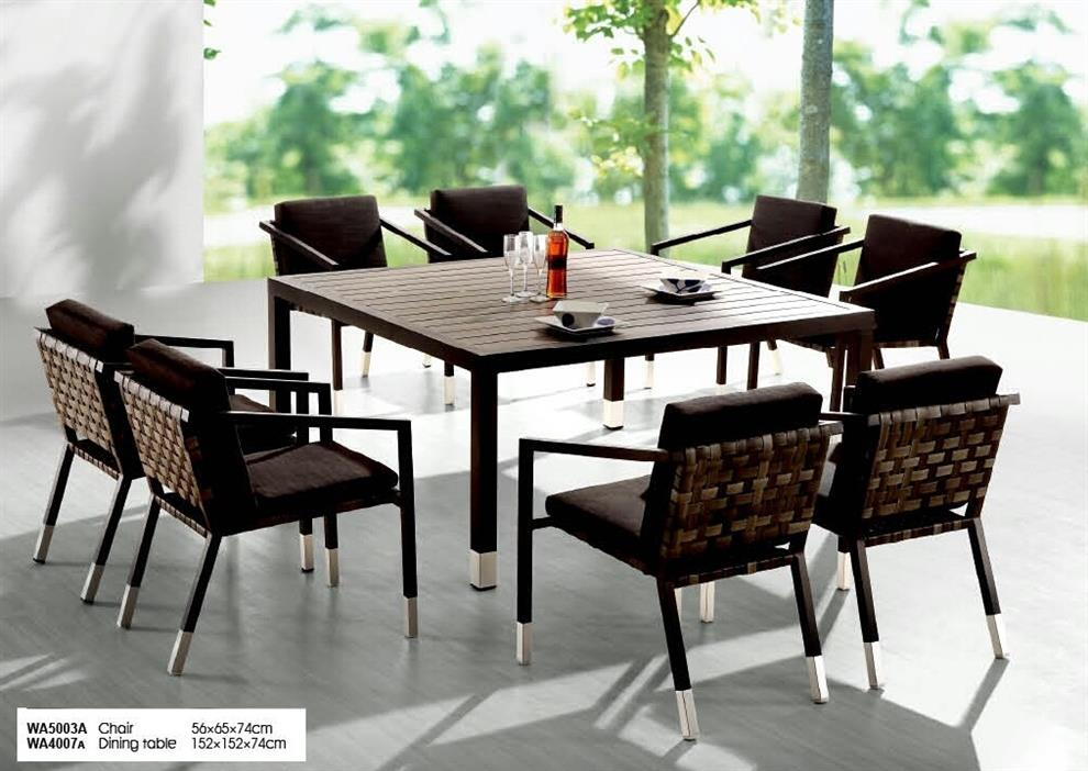 garden dining table india. outdoor garden dining table with sofa chair - buy online in india at best prices tfod t