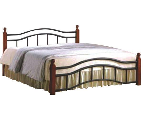 Buy Vanessa Double Metal Cot Bed Buy Metal Beds Online