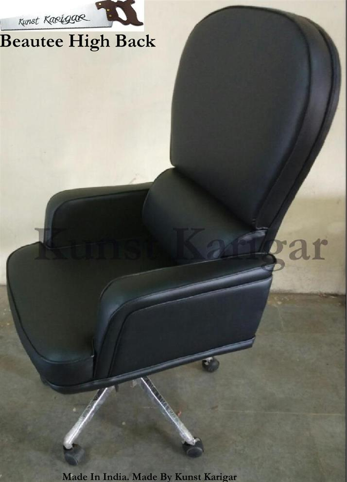 Beautee High Back Chair Buy Beautee High Back Chair Online In India
