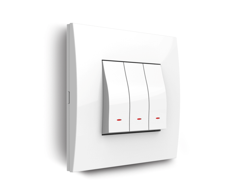 Bella plate + Curve Switches- Buy Bella plate + Curve Switches ...