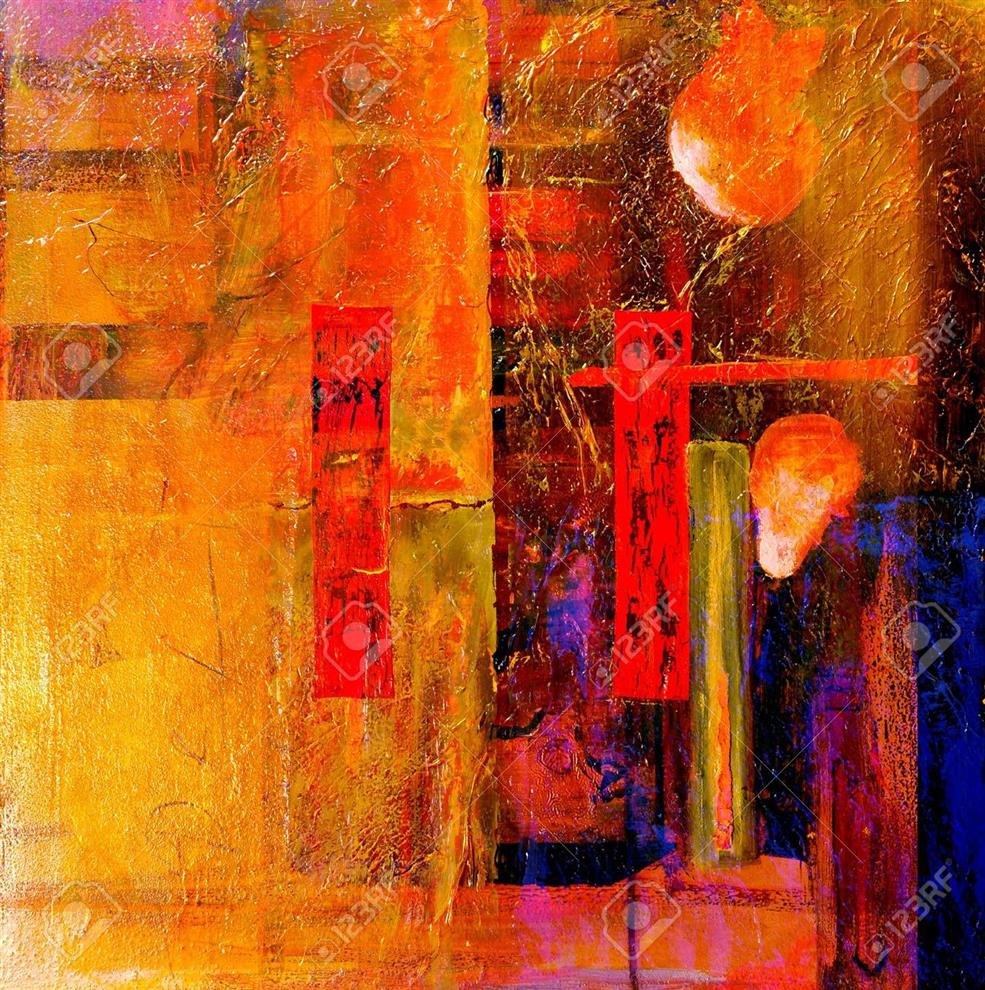 Abstract Art Online India