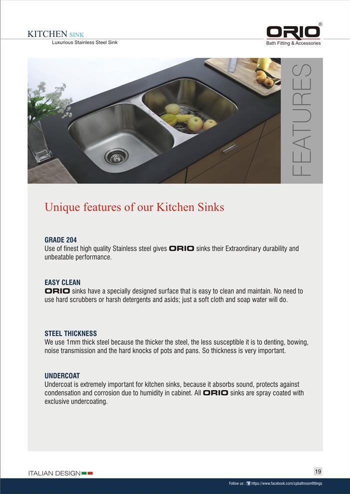 Swell Ss Kitchen Sink Manufacturer Buy Ss Kitchen Sink Download Free Architecture Designs Scobabritishbridgeorg