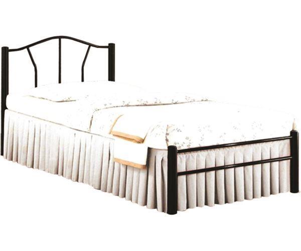 Buy Charlotte Metal Single cot bed Frame -Spacecrafts- Buy Buy ...