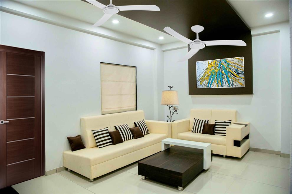 3 Bhk Sample Flat Living Room By Samir