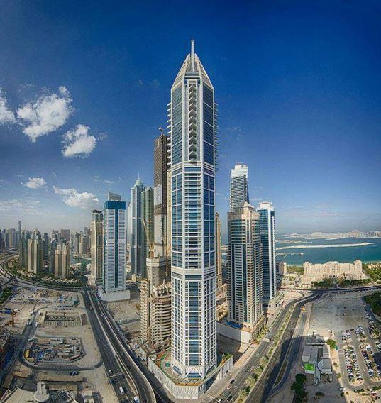 Hafeez Contractor 23 Marina World S Ii Tallest