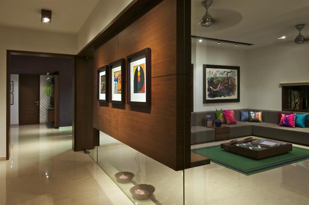 Hiren patel luxury at ease luxury at ease - Maison courtyard hiren patel architects ...