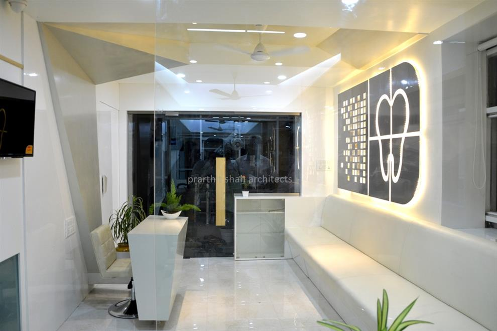 prarthit shah architects roots dental clinic rajkot roots dental