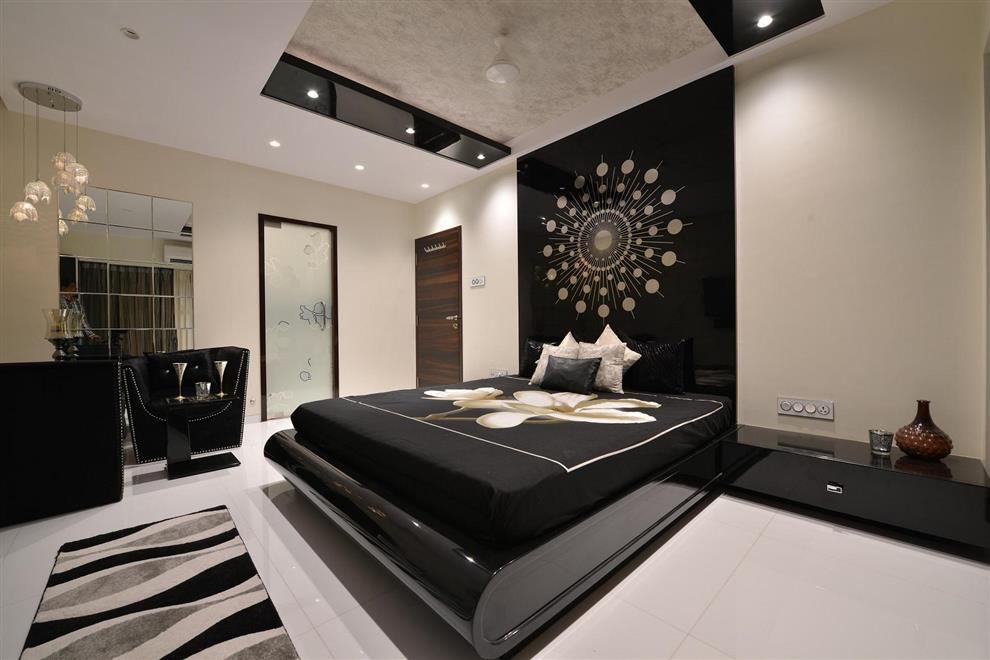 Row House At Jodhpur Master Bedroom Jodhpur By Milind Pai