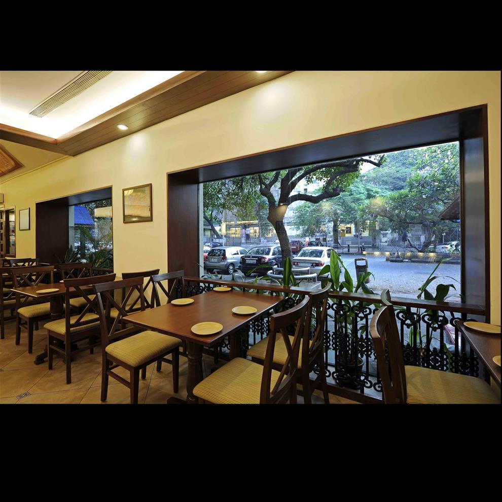 Chetana restaurant interior view by rajeev