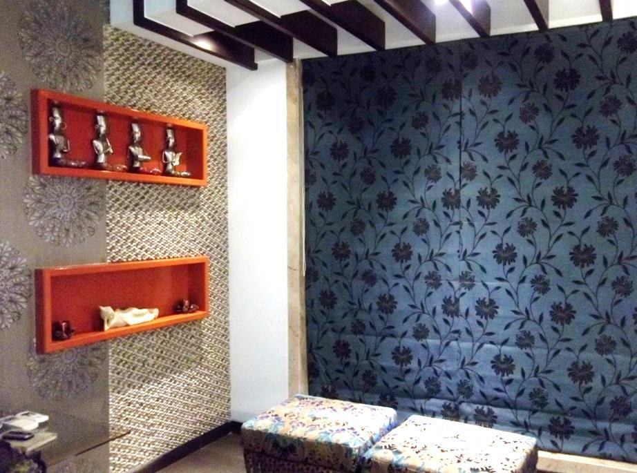 puran sharma Residential Apartment - Living Room - Kandivali, Mumbai
