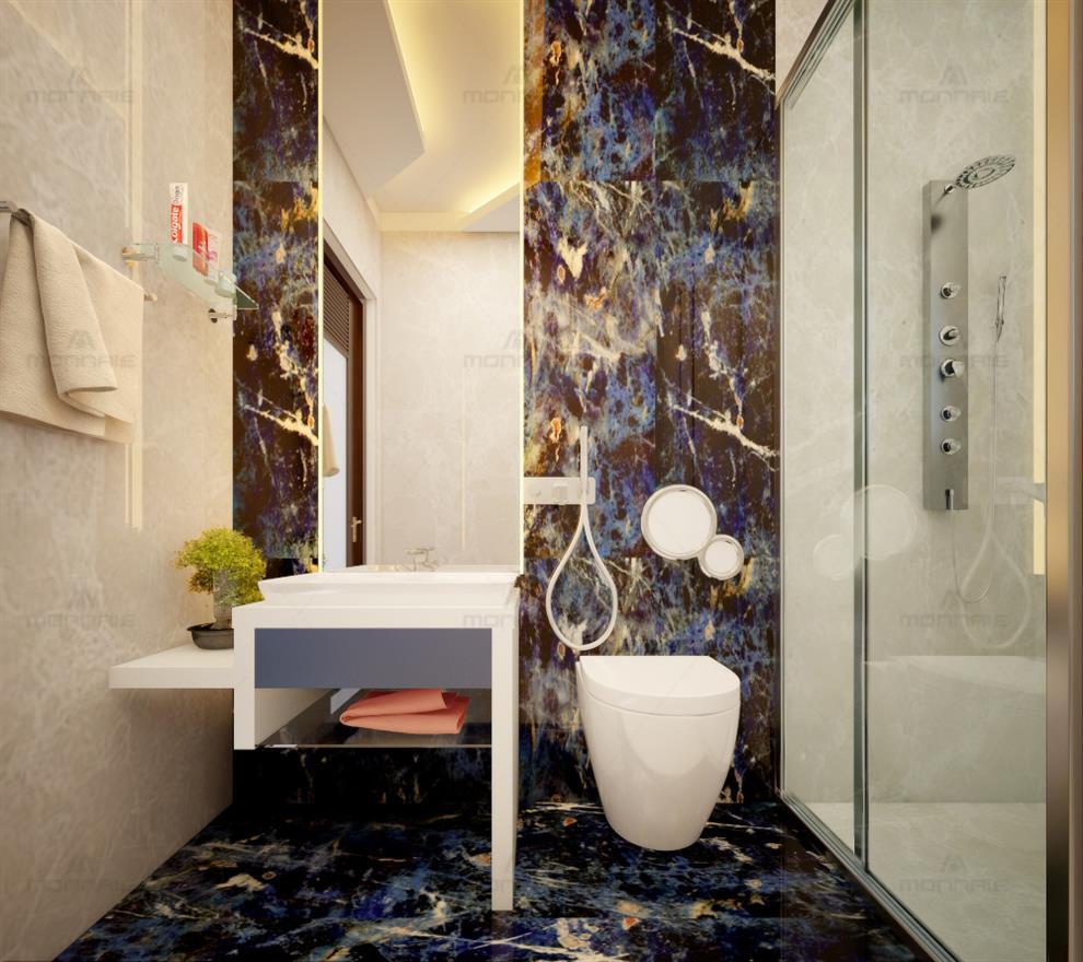 Bathroom design ideas - Monnaie Architects & Interiors - bathroom
