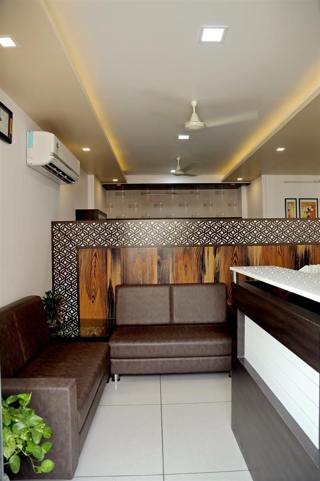 Charmant Samir Shah Interior Of Transport Business Office   Reception   New VIP  Road, Vadodara, Gujarat.