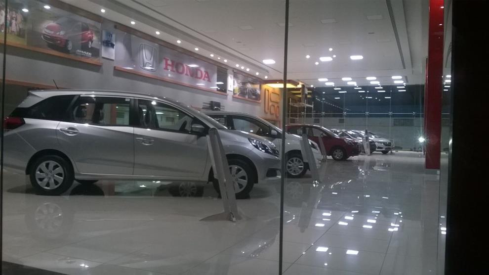 Varsha Jain Honda Car Showroom Image 4 Porur Chennai