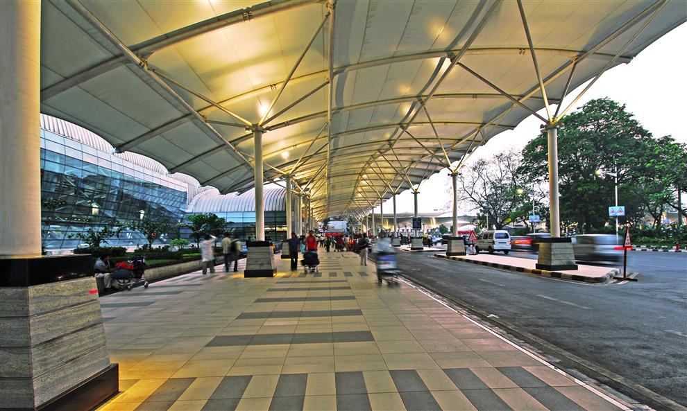 Hafeez Contractor Mial Domestic Airport Mumbai