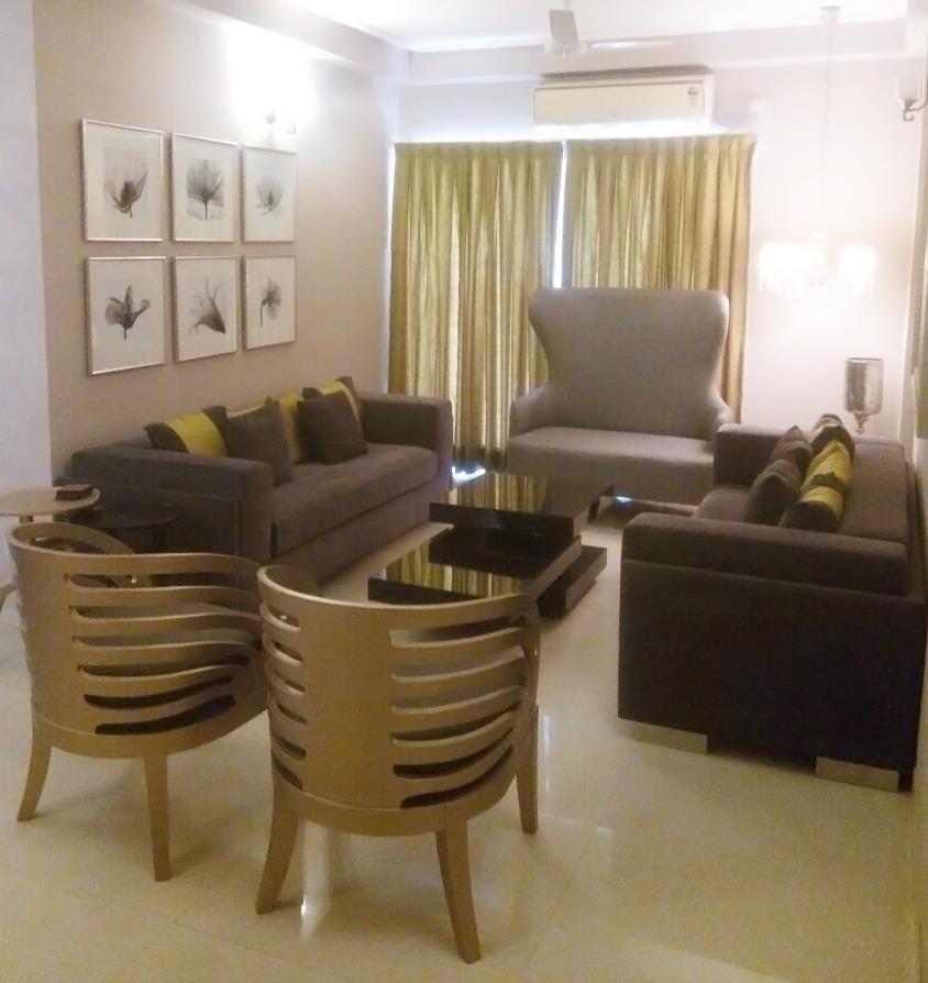 foyer interiors gurgaon haryana india