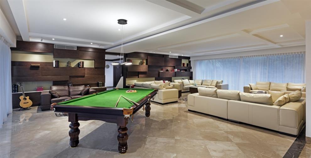 Kings House Duplex Interiors Living Room By Akshay