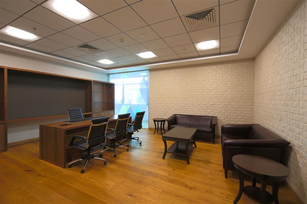 It Company In Jaipur Director S Cabin Interiors Fitout By Narsi