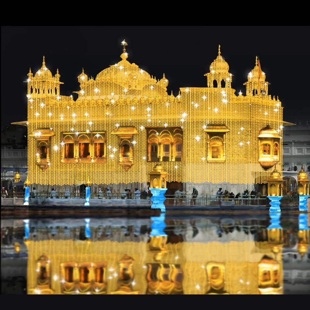 mukeshgaur golden temple - the golden temple - amritsar, punjab, india