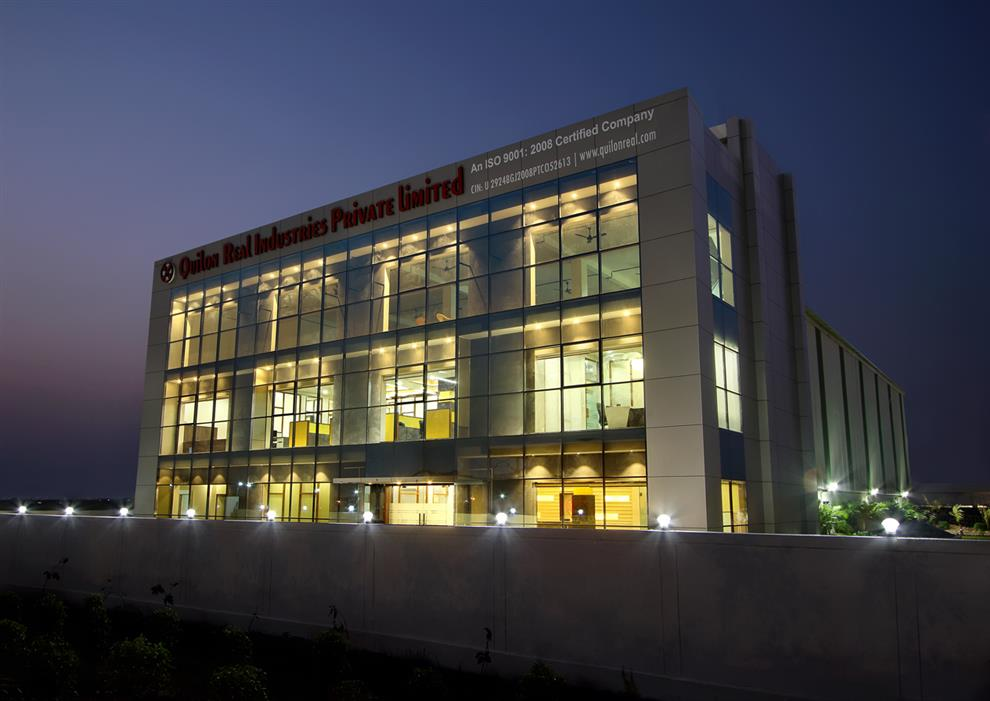 Sunny Shah Quilon Real Industries Pvt Ltd Building