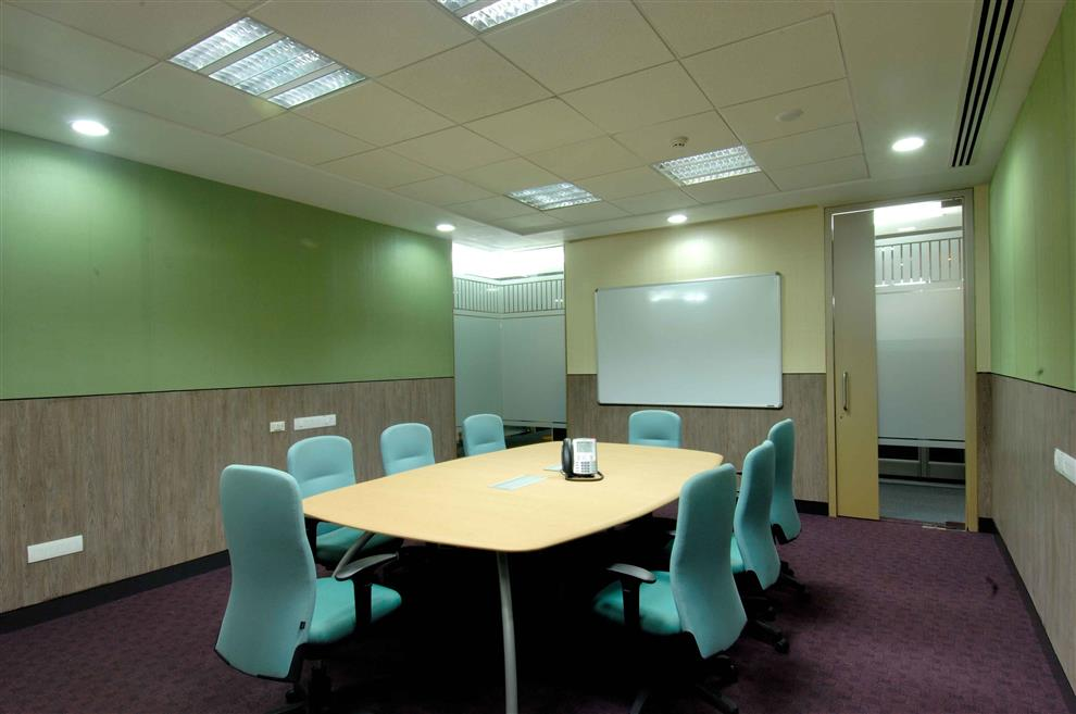 Communication Media Software Company Office Pune Meeting Room