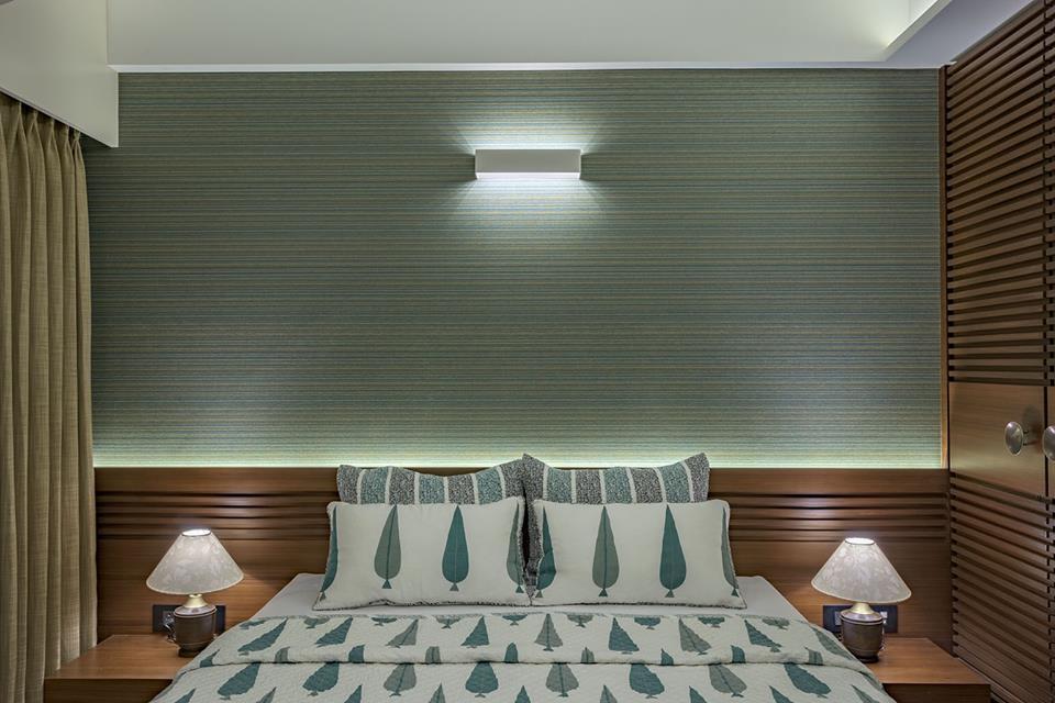 Rai House Bedroom By Ashwin
