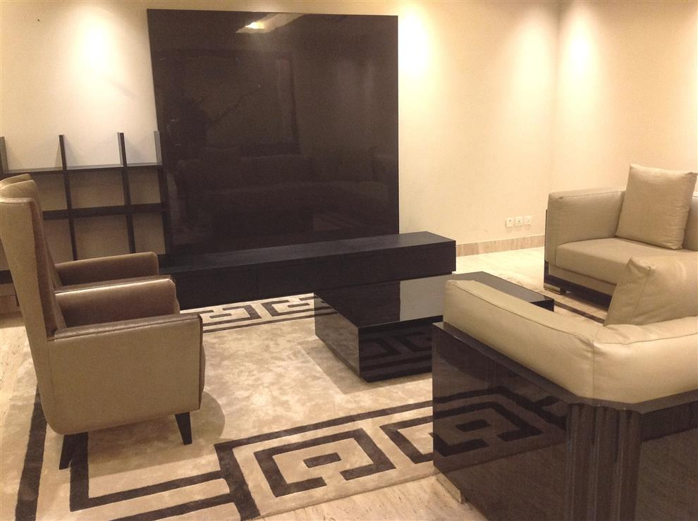 Foyer Office Address : Eclectic office cum apartment south delhi foyer interiors