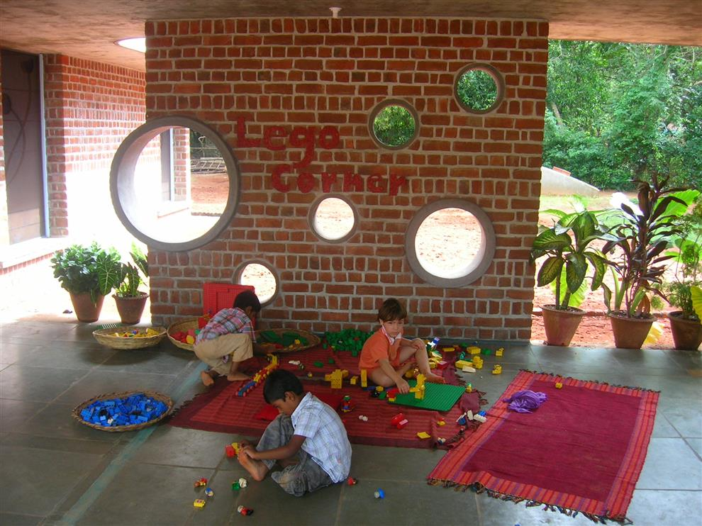 Path Architects And Planners Nandanam Kindergarten
