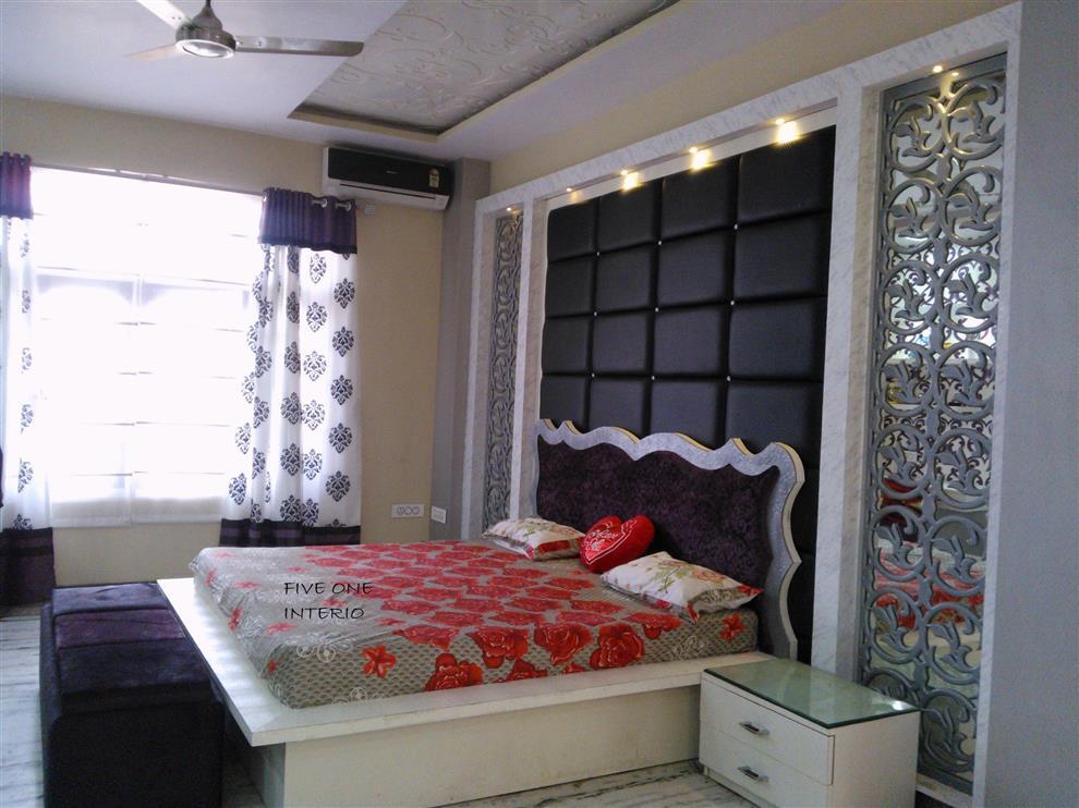 Easy rhythm bedroom by yogita - Rhythm in interior design ...