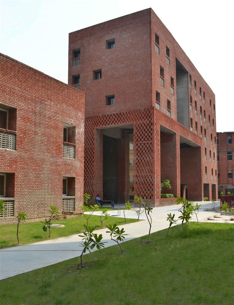 Iilm campus landscape by morphogenesis for Architecture firms