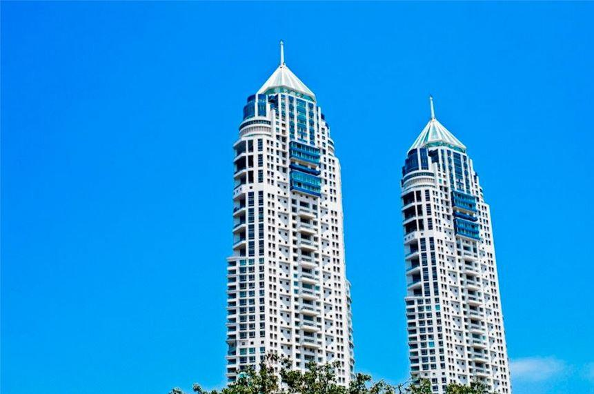 Hafeez Contractor The Imperial I Amp Ii The Twin Towers