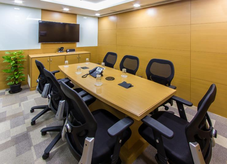 Fullerton India Credit Company LtdConference Room By Girish - Conference table india