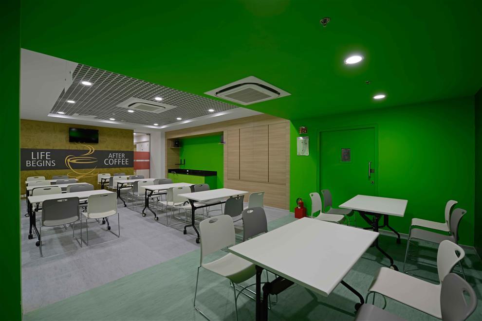 interior fit out company profile pdf