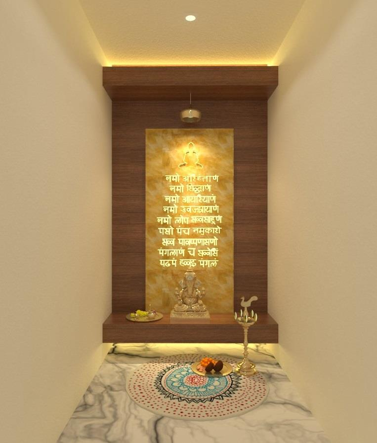 Home Interior Design Ideas Hyderabad: Pooja Mandir Designs For Home In Hyderabad