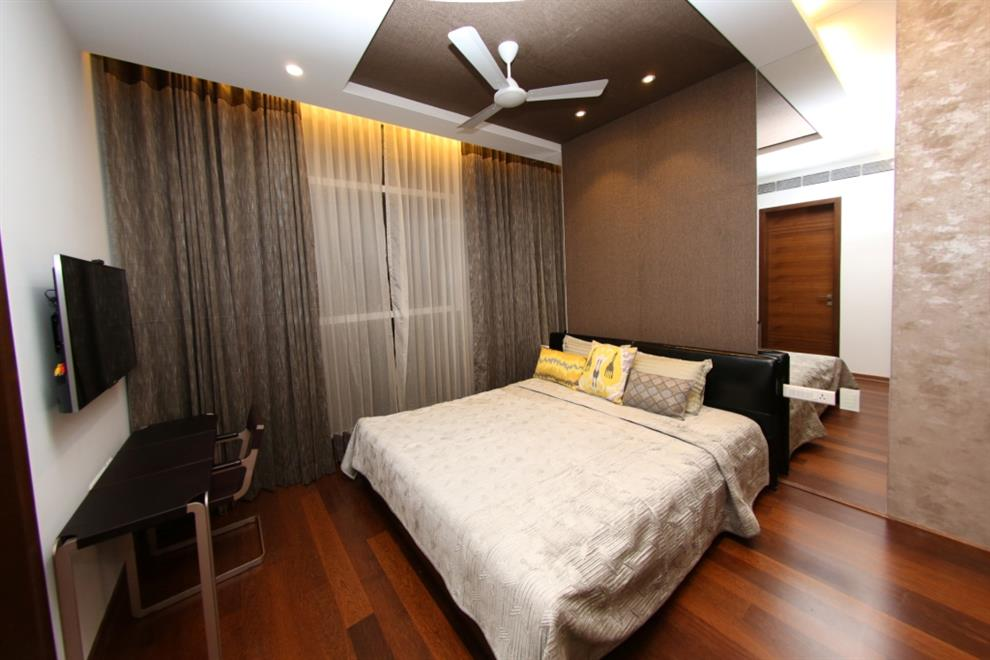 Suresh Lakhani Residential 3800 Sqft Appartment At Lodha