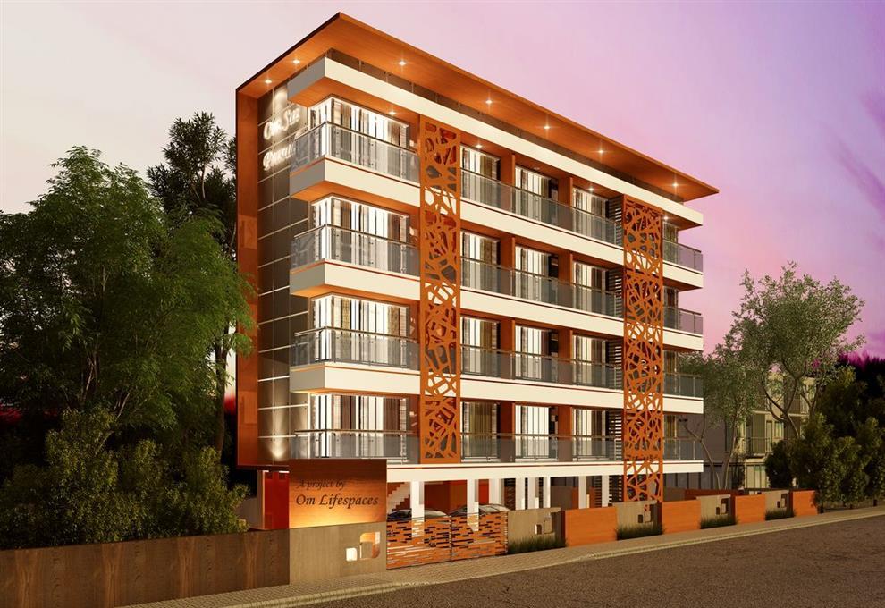 Rahul Menon amp Ojas Chaudhari Residential Apartment