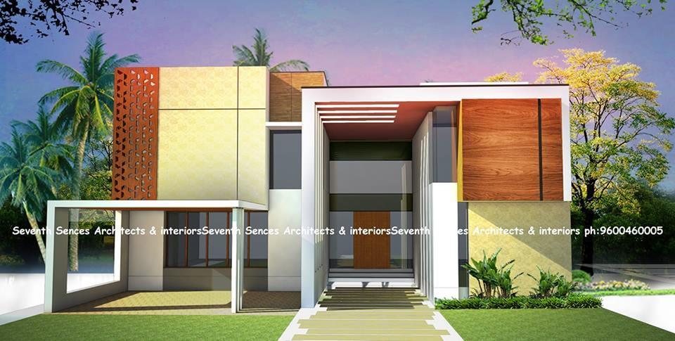 Seventh Sences Architects Interiors Architects In Salem Tamilnadu Architects In Salem Salem