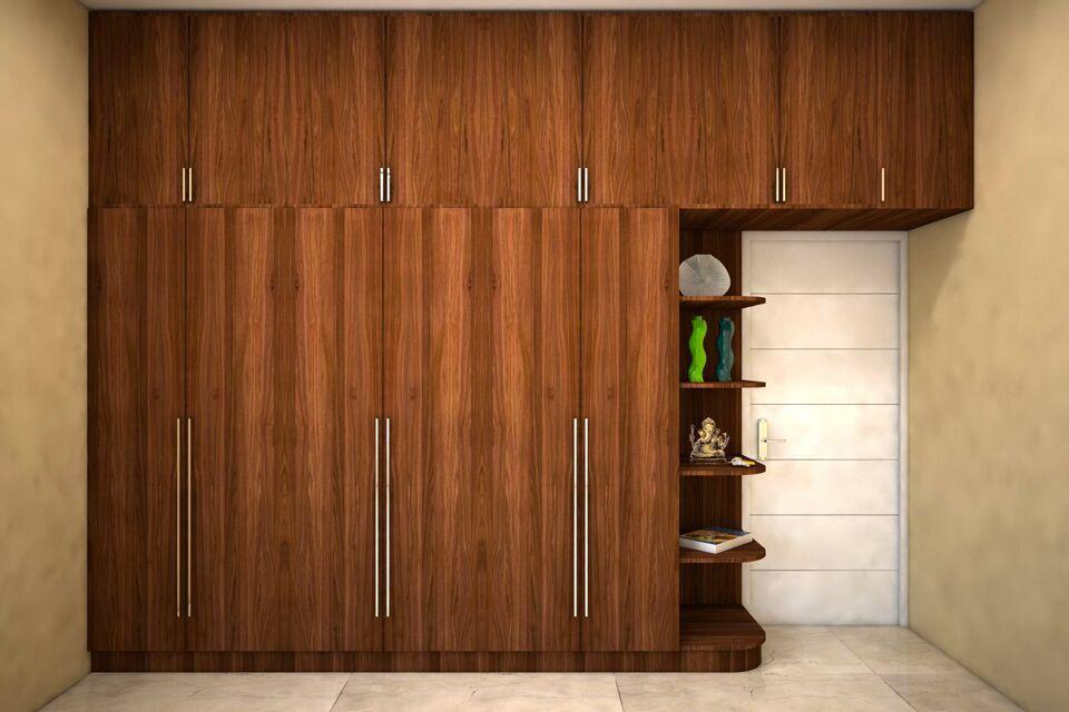 Woodcrafts Woodcraft Interior Solution Modular Wardrobe