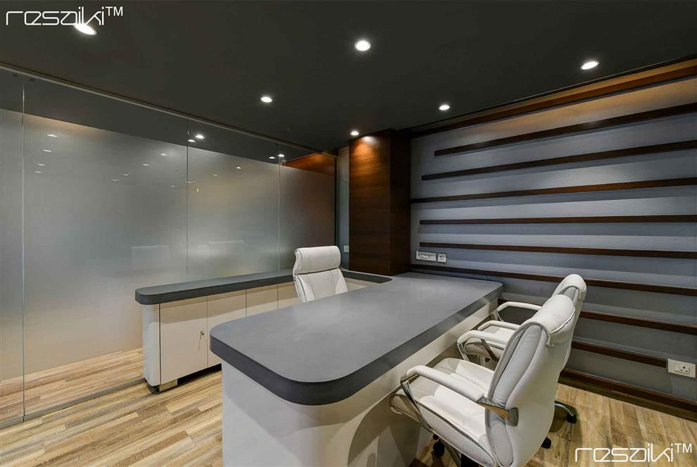 Rakesh Group Head Office Directors Cabin By Nikhil