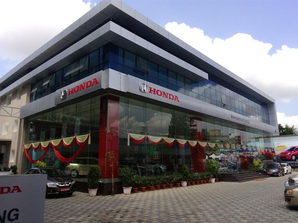 Varsha Jain Honda Car Showroom Image 2 Porur Chennai