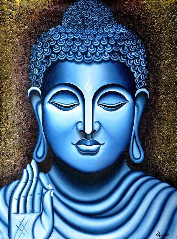lord buddha lord buddha by ramesh