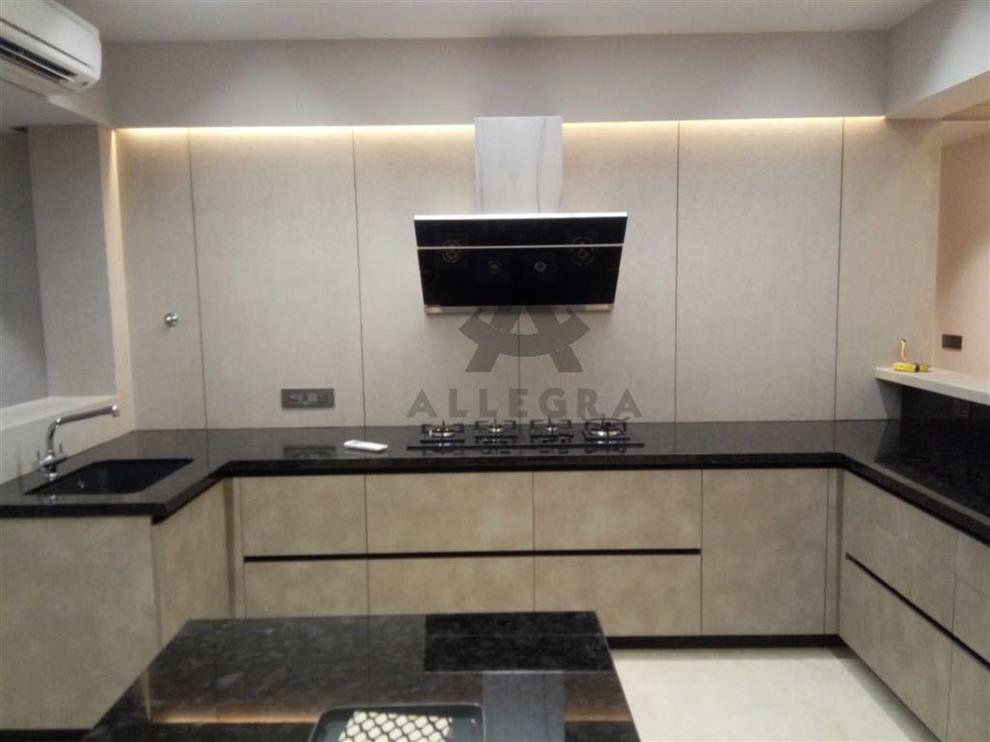 captivating home interior design kitchen | Allegra Designs Home Interior Designs - Modular Kitchen ...