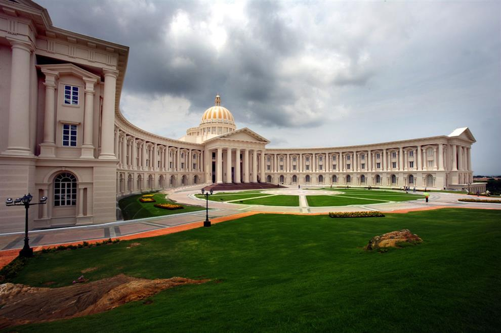 Hafeez Contractor Educational Institutions Exterior