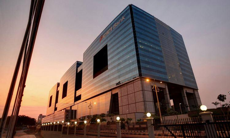 Hafeez Contractor Icici Bank Hyderabad Facade Hyderabad