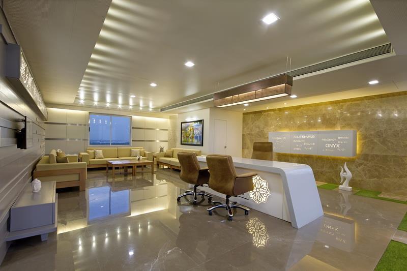 Narendra Joshi Office At Onyx   Main Cabin   Vadodara
