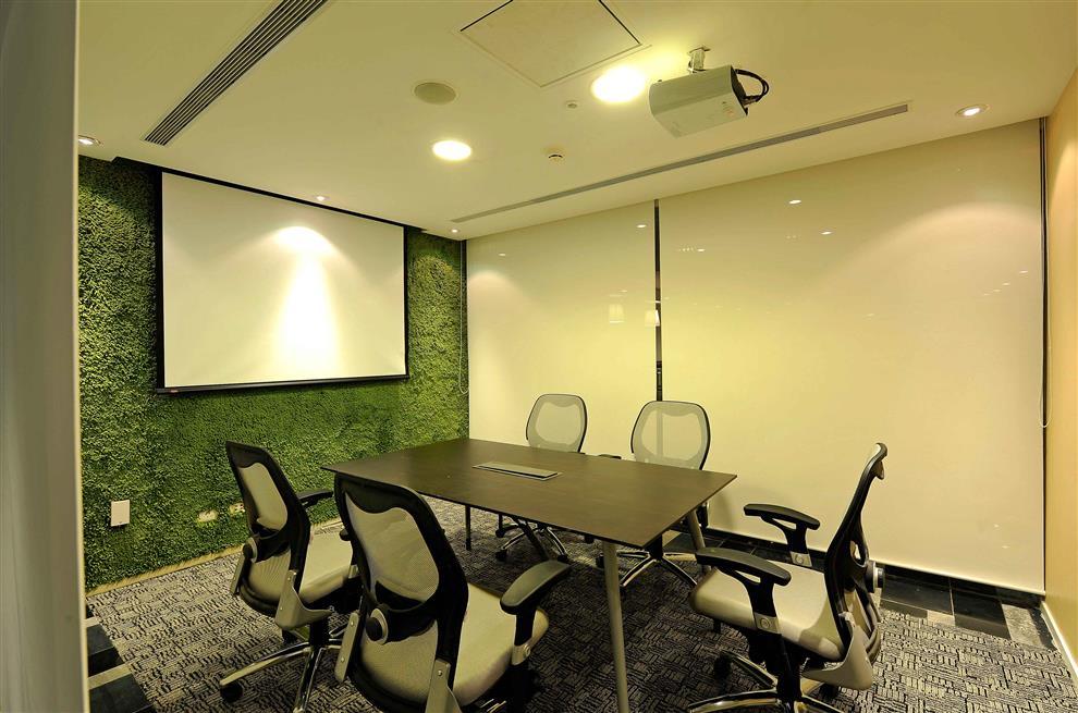 Narsi Kularia FMCG MNC Mumbai Office Meeting Room interiors
