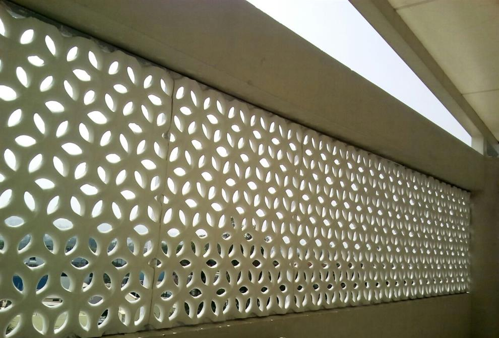 Grc Glass Reinforced Concrete Grc Compound Wall By Dinesh